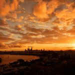 Luke Zeme Photography Brisbane-City-Sunset-150x150 PHOTO OF THE DAY- Surfer's Paradise Skyline Print, The Gold Coast