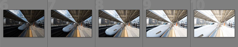 Luke Zeme Photography Train-slide PHOTO OF THE DAY- The Bullet Train, Kyoto Japan