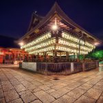 The-Lantern-Shrine-kyoto-traditional-scene-in-hdr-photography-photomatix