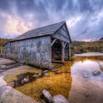 Luke Zeme Photography Boat-Shed3-150x150 PHOTO OF THE DAY- Velvet Water, black and white river