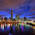 Brisbane-City-river-bridges-city-skyline-night-lights-cbd-australian-hdr-photography-morning