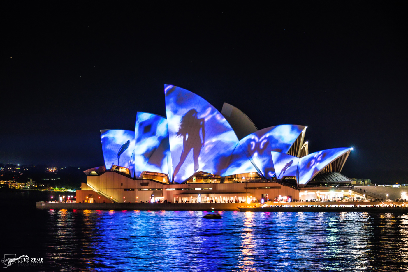 Luke Zeme Photography Faces-of-the-Opera-House-11 PHOTO OF THE DAY-Photos From Vivid Sydney- Circular Quay