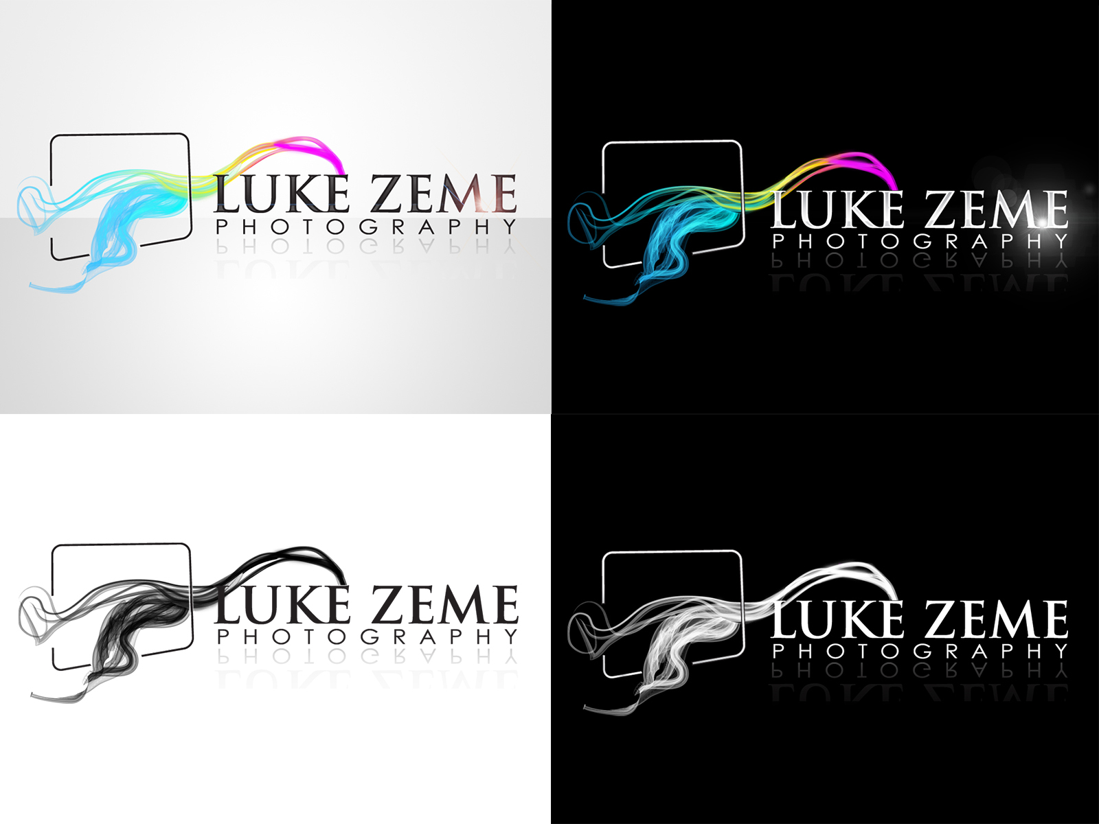 Luke Zeme Photography Logos Should you use a watermark or logo on your images ?