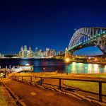 Luke Zeme Photography Path-to-the-Ferry2-150x150 PHOTO OF THE DAY- Silver City, Sydney Skyline Pano