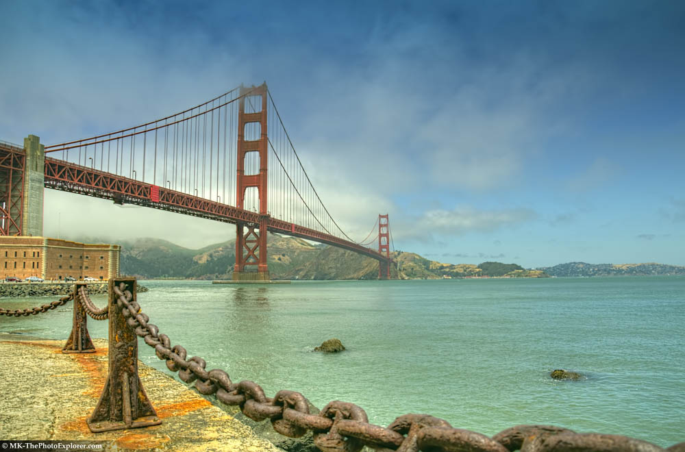 Luke Zeme Photography SF_GGB_HDR Guest Artist: New York Photographer- Miguel K