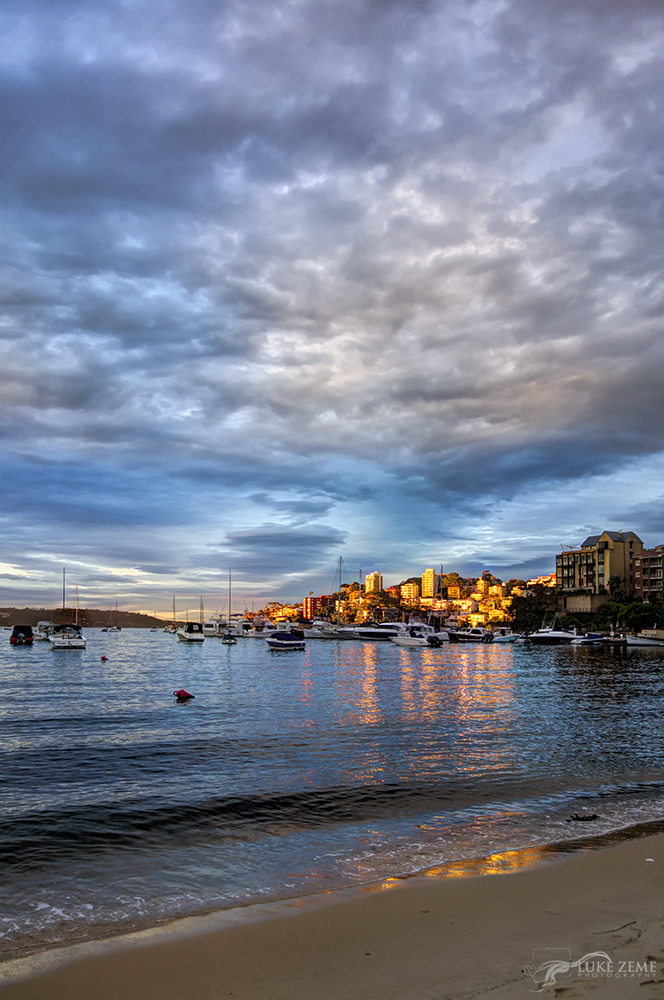 Luke Zeme Photography Painted-Bay3 First HDR's with Sony RX 100 II  Luke Zeme Photography Spanish-Australia First HDR's with Sony RX 100 II