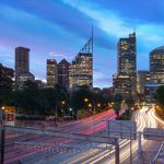 City-under-trails-Sydney-cityscape-long-exposure-car-light-trails-Australian-cityscapes