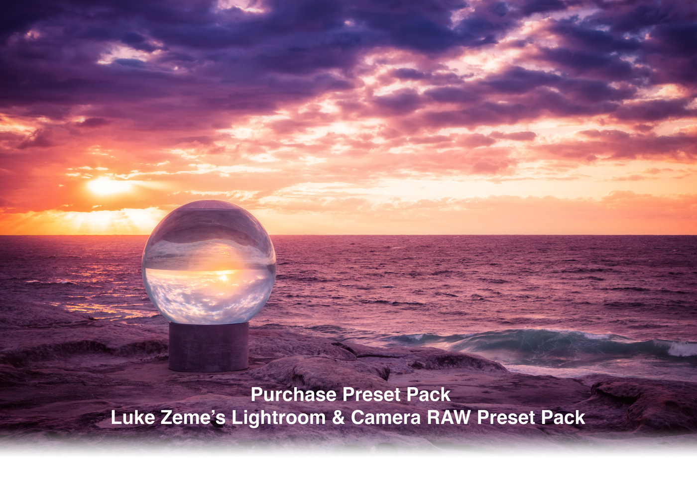 Luke Zeme Photography Lightroom-preset-pack 50 HDR and Landscape Lightroom Presets- My 50 Best Presets!