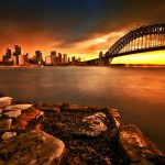 Red-Sails-In-The-Sunset-guest-artist-talk-interview-Australian-seascape-landscape-HDR-photography-mykal-hall-luke-zeme-photography