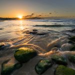 Luke Zeme Photography Rushing-Bondi1-150x150 PHOTO OF THE DAY- Green Boulder Sunrise