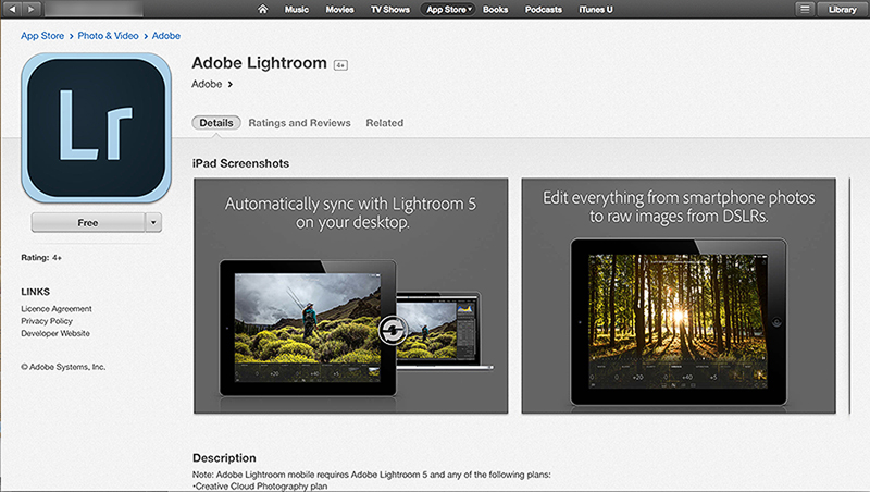 Luke Zeme Photography Mobile-Lightroom Lightroom Mobile: How to Install Presets