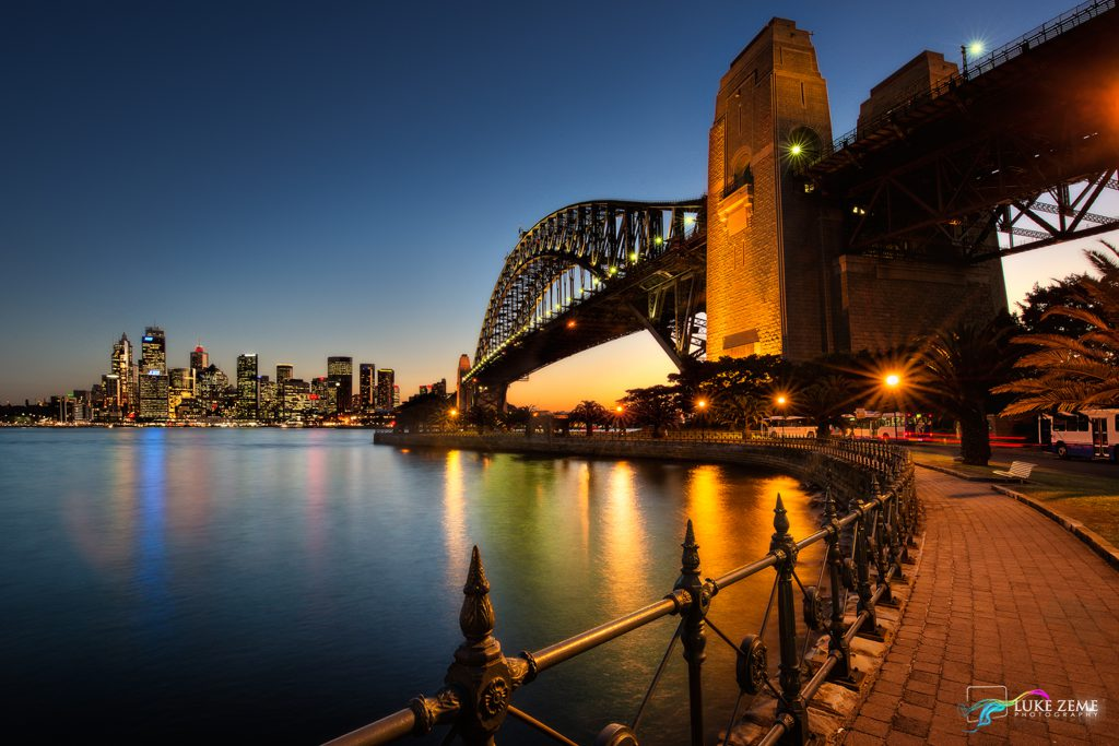 Luke Zeme Photography Sydney-Harbour-Bridge-Sunset-Web-Prepared-1-1024x683 10 best images of 2015