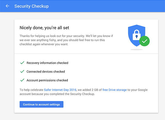 Luke Zeme Photography checkupscreen Get 2GB of Free Google Storage Today