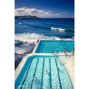 Swimming Lanes, Bondi