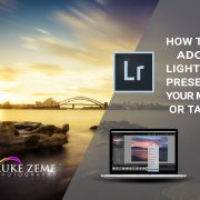 Lightroom Presets on your Mobile Device: How to?