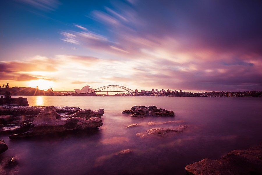 sydney-harbour-long-exposure-dramtaic-landscape-preset-hdr-pack-luke-zeme-photography-after-preset
