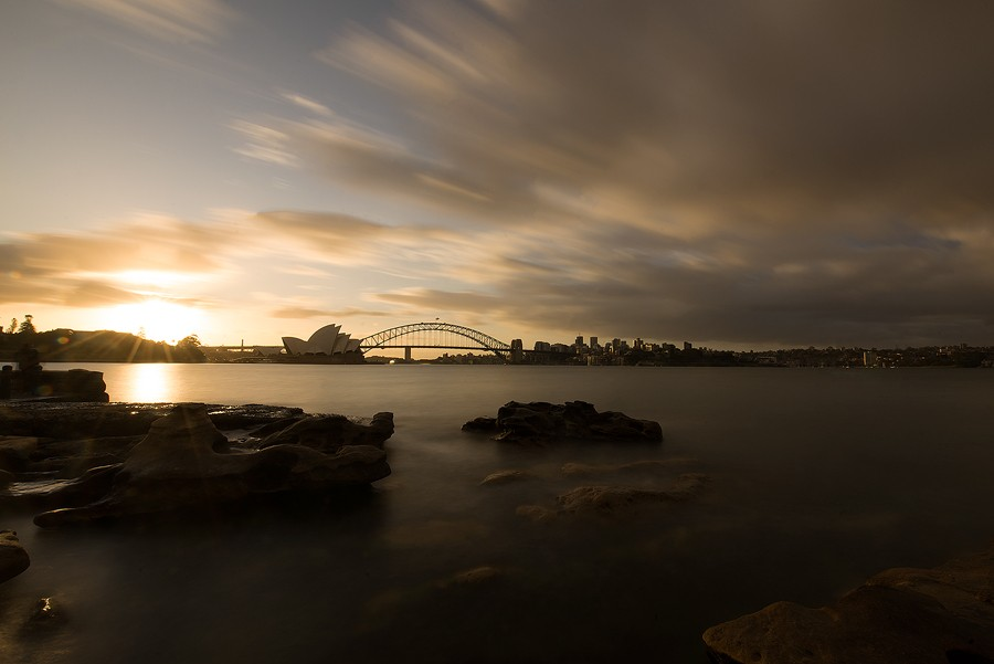 sydney-harbour-long-exposure-dramtaic-landscape-preset-hdr-pack-luke-zeme-photography-before-preset