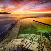 PHOTO OF THE DAY – Fantastic Sunrise at Bronte Baths